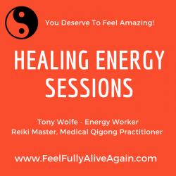 HealingEnergySessions